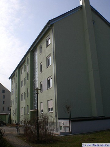 ... Fassadenanstrich Und  Renovierung, Beratung Und Farbkonzepte   Alles  Aus Einer Hand | By PR ...